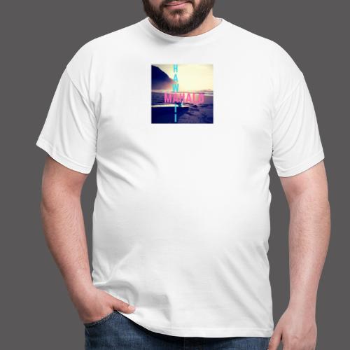 Hawaii Mahalo - Männer T-Shirt