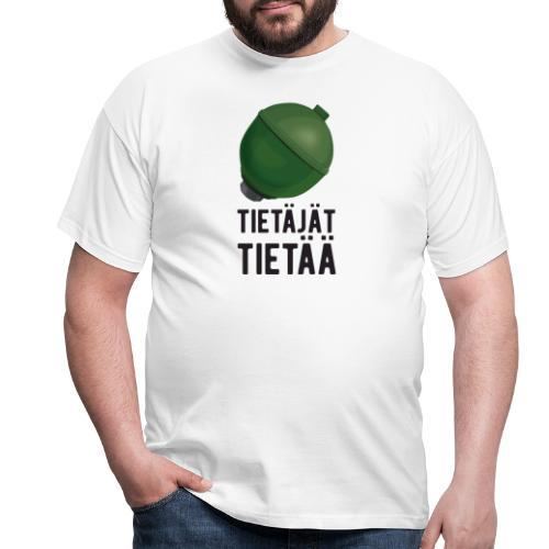 Jousipallo - tietäjät tietää - Miesten t-paita
