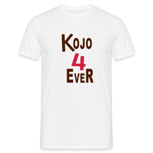 kojo 4 ever - Miesten t-paita