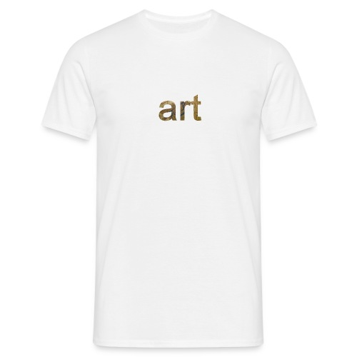 art - T-shirt Homme