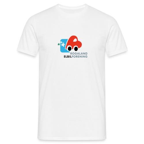 rebf2 converted - T-skjorte for menn