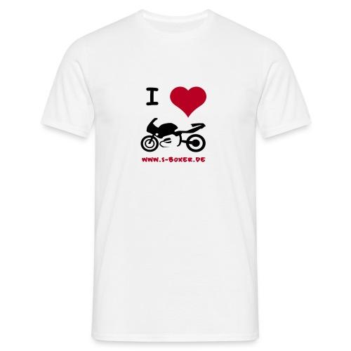 love mys - Männer T-Shirt