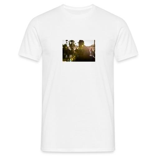 Shaka saxo - T-shirt Homme