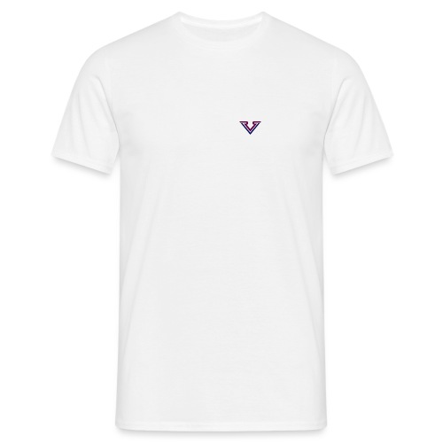 RV Logo Small - Men's T-Shirt