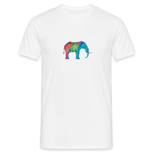 Elefant - Men's T-Shirt