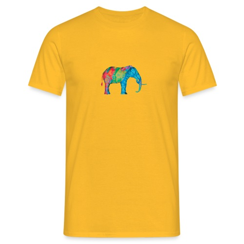 Elefant - Men's T-Shirt
