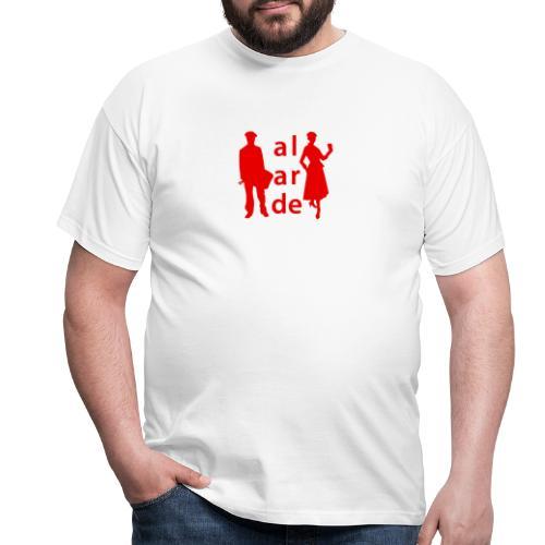 Soldado Cantinera Alarde Rojo - Camiseta hombre