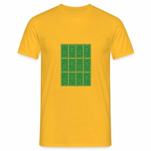 LUFC AZTEC - Men's T-Shirt
