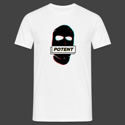 RUBERT svart - T-shirt herr