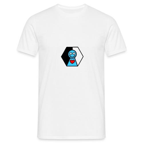 Der begeisterte Brettspieler - Männer T-Shirt
