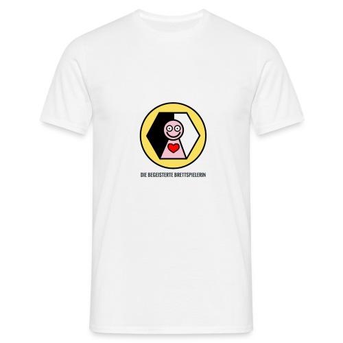 Brettspiel - Männer T-Shirt