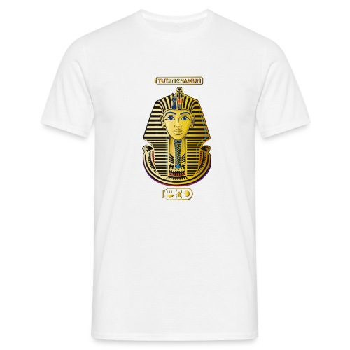 Tutanchamun I Goldmaske I Ägypten - Männer T-Shirt