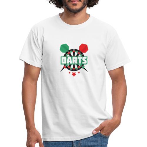 Darts - Mannen T-shirt