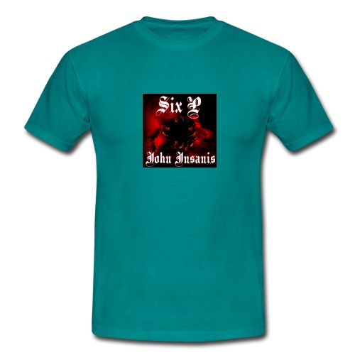 Six P John Insanis T-Paita - Miesten t-paita