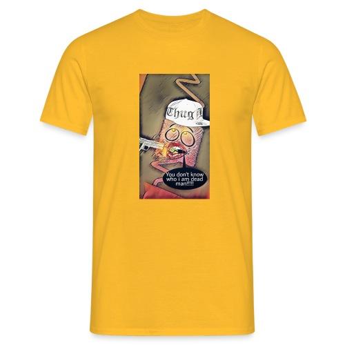Coussin gangsta😃 - T-shirt Homme
