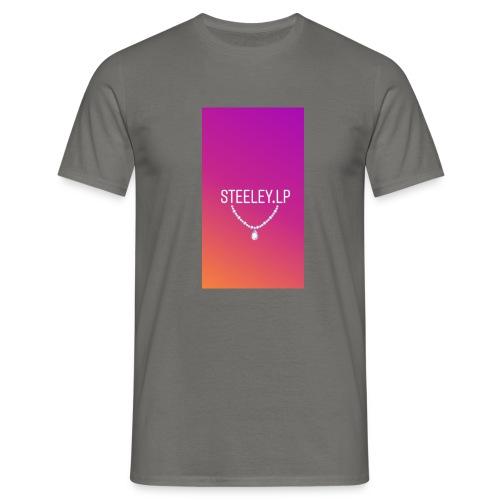 SteeleyLP👑 - Männer T-Shirt