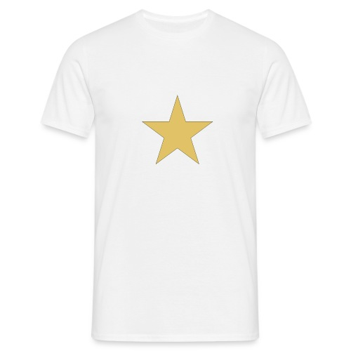 ardrossan st.pauli star - Men's T-Shirt