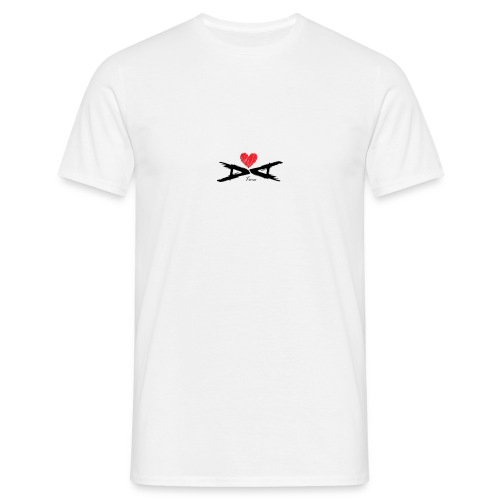 LOGO TIME LOVE 1 - Maglietta da uomo