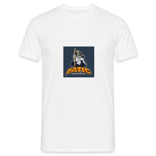 [Fatic Esports] - T-skjorte for menn