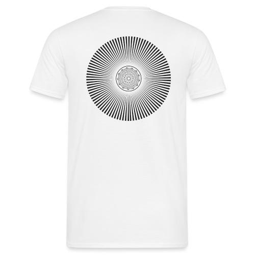 TrioLogo png - Men's T-Shirt