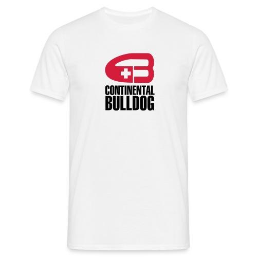 the-real-family-dog - Männer T-Shirt