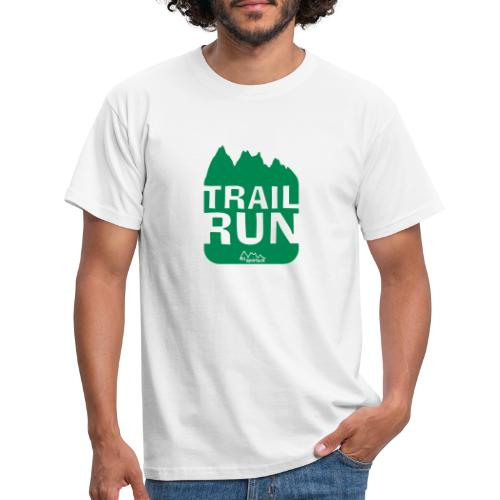 Trail Run - Männer T-Shirt