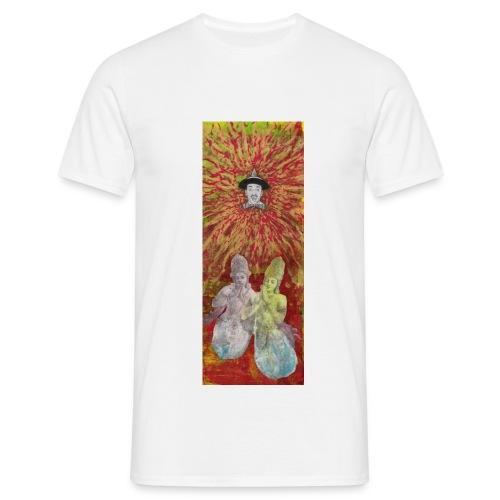 The Arrival - Men's T-Shirt