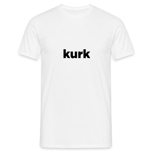 kurk - Mannen T-shirt