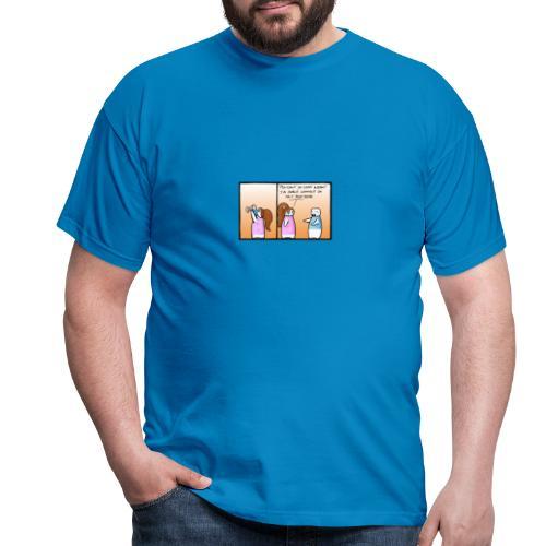 doute - T-shirt Homme