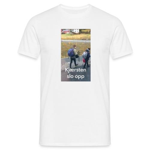 Felix T-Sjorte - T-skjorte for menn