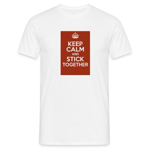 Keep calm! - Men's T-Shirt