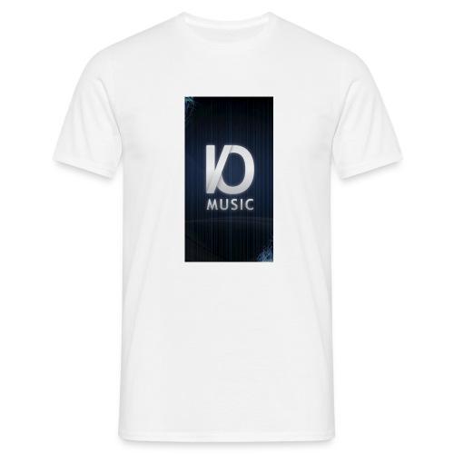 iphone6plus iomusic jpg - Men's T-Shirt
