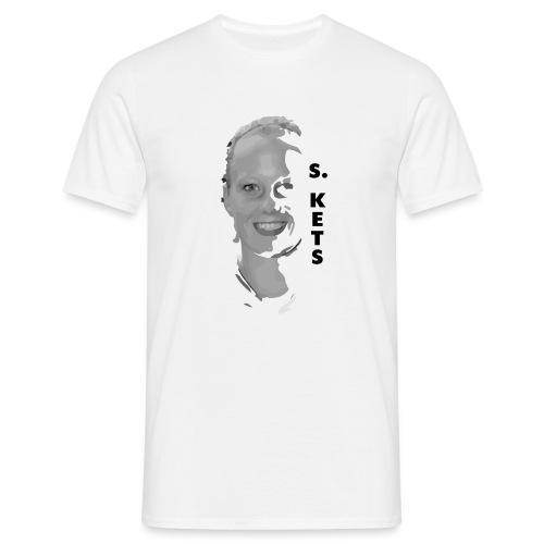 KETS - Mannen T-shirt