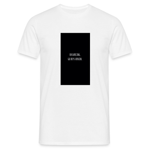 Diss - Männer T-Shirt