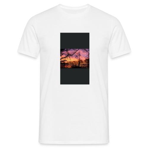 sonnenaufgang - Männer T-Shirt