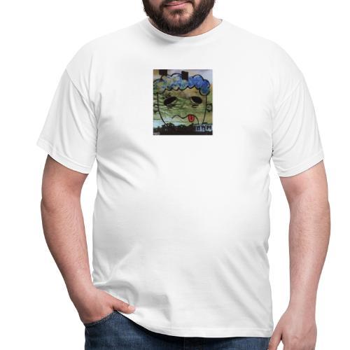 """""""TIRED OF LOVE"""" - T-shirt herr"""