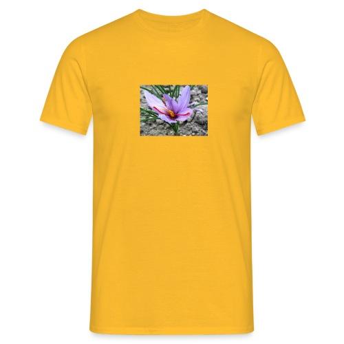 crocus - T-shirt Homme