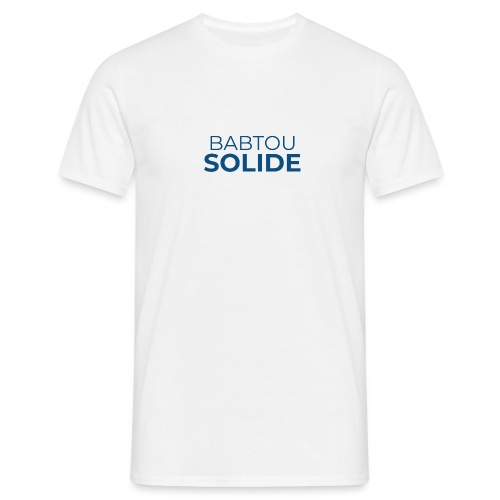 Babtou Solide - T-shirt Homme