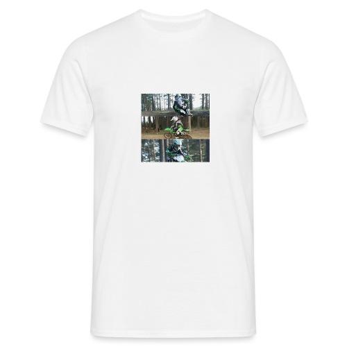 Ett par snygga cross bilder - T-shirt herr