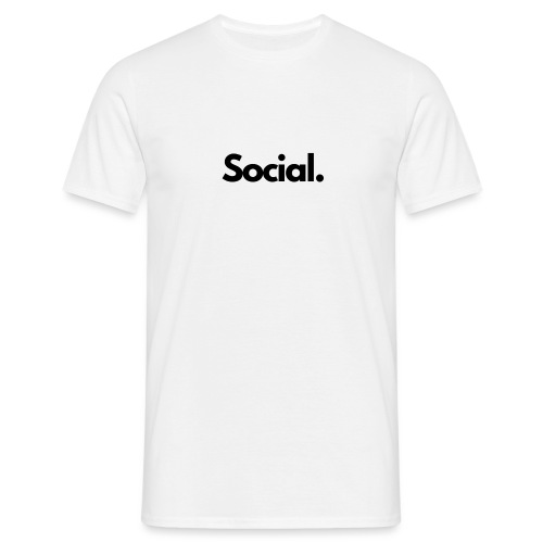 Social Fashion - 'Social' - Men's T-Shirt