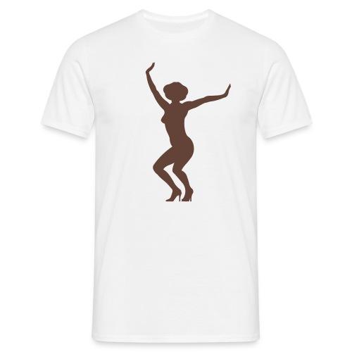 chik - Mannen T-shirt