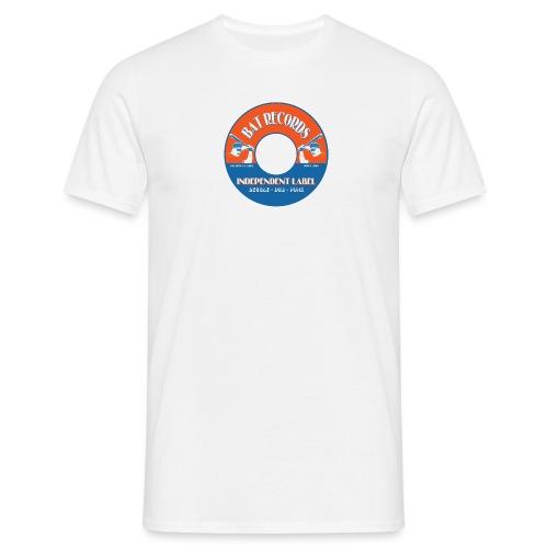 logo bat-records - T-shirt Homme