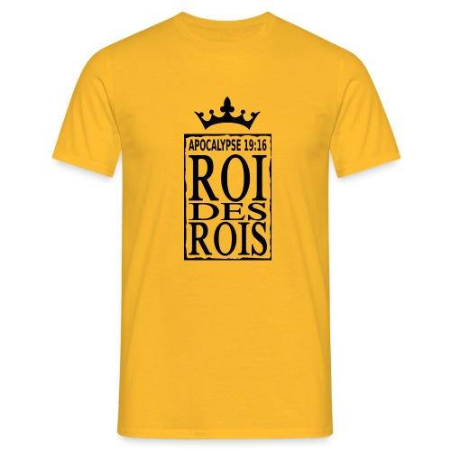 rdrBlack RefOver CrownBla - T-shirt Homme