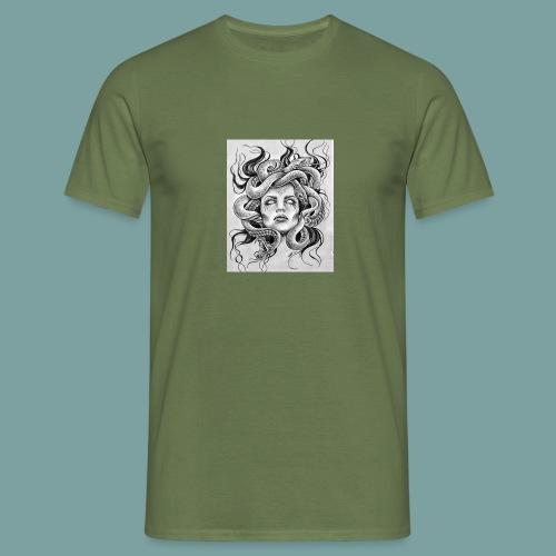 MEDUSV - Maglietta da uomo
