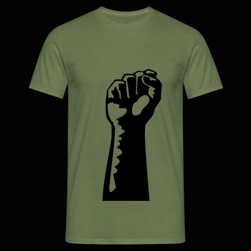 fist - Men's T-Shirt