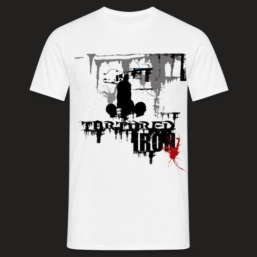 logo 10 gif - Men's T-Shirt