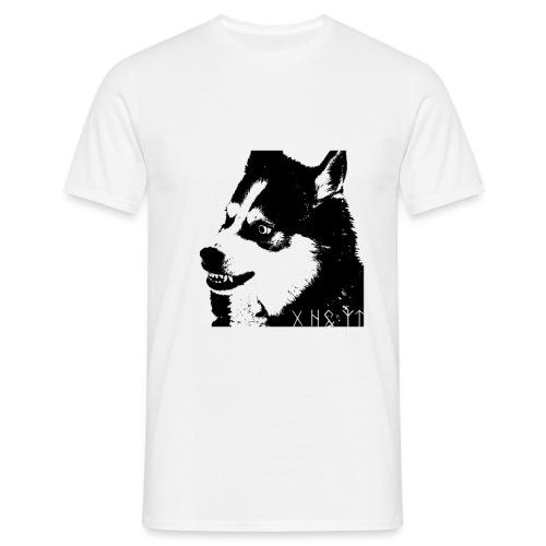 Husky - T-shirt herr
