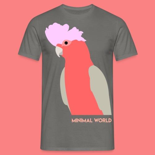PINK CACATUA - Maglietta da uomo