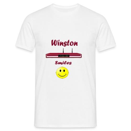 winston2 - T-shirt Homme