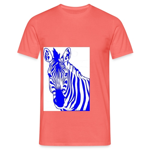 zebr13 - Mannen T-shirt